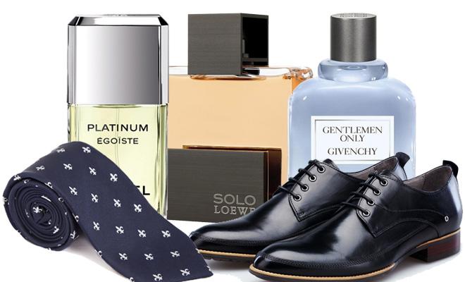 Perfumes Hombre de Negocios Perfumería Prieto