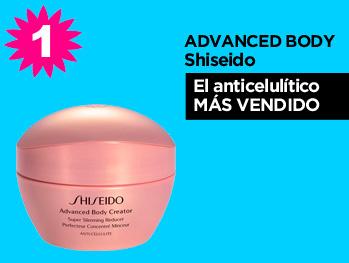 oferta shiseido body creator