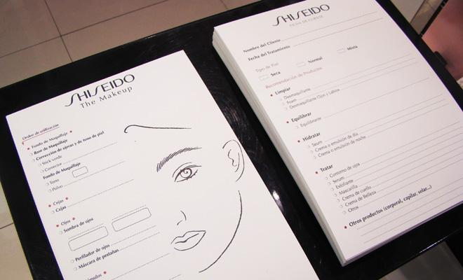 Productos que te recomienda Shiseido adaptados a tu tipo de piel