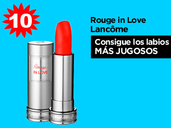 Rouge in love de Lancome