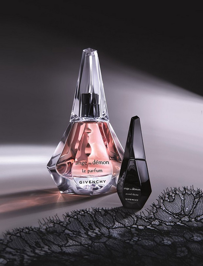 Givenchy to Release the Ange ou Démon Le Parfum & Accord Illicite Fragrances