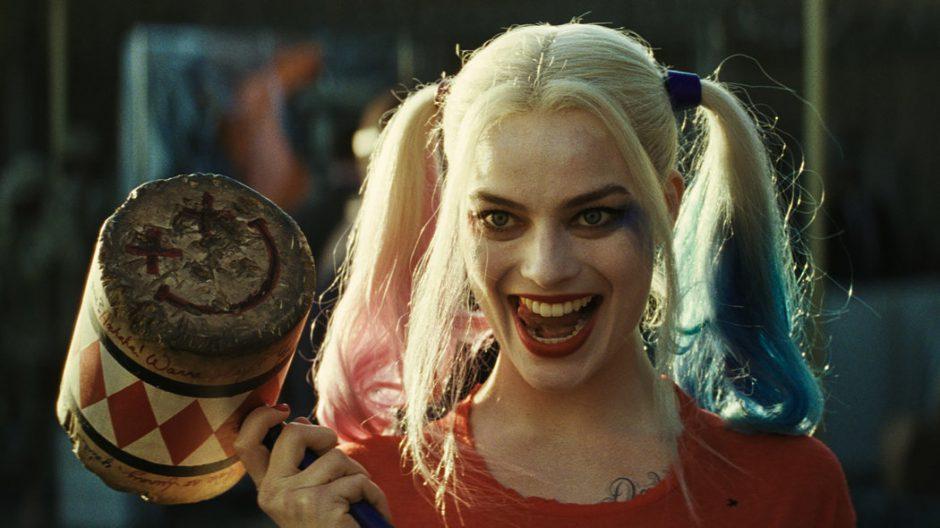 Harley Quinn en Escuadrón Suicida, Maquillaje para Halloween.