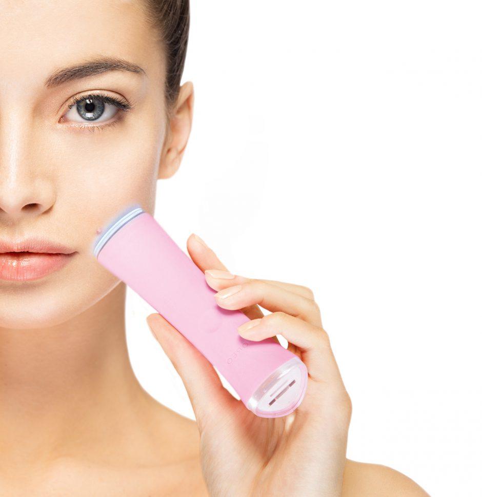 FOREO ESPADA: Dispositivo para el tratamiento del acné