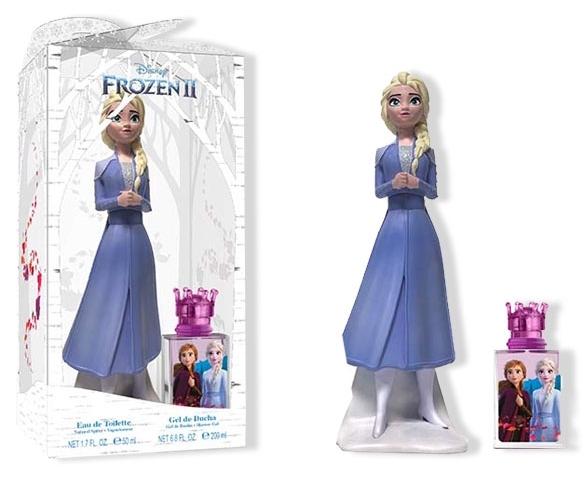 Estuche Frozen II: Gel de Ducha + Eau de Toilette