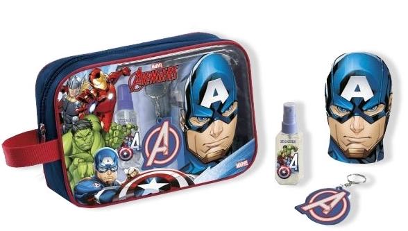 Neceser de Los Vengadores de Marvel