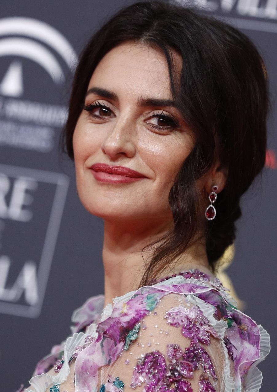 Penélope Cruz en la Gala de los Goya 2020