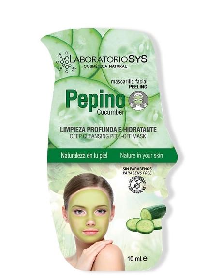 Mascarilla Peeling Pepino de SyS