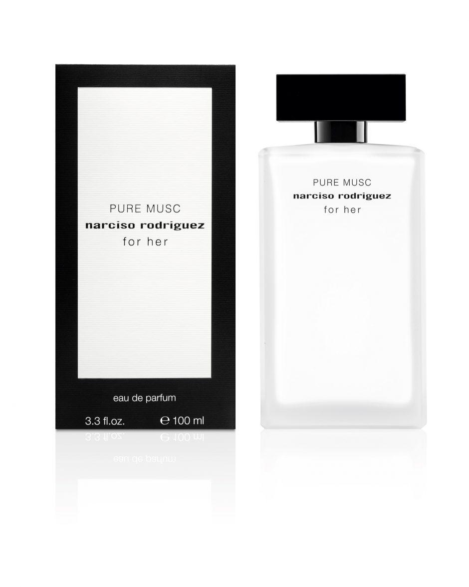 pure musc Narciso Rodriguez eau de parfum