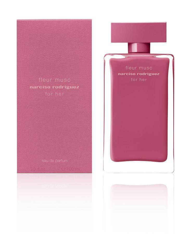 fleur musc Narciso Rodriguez eau de parfum