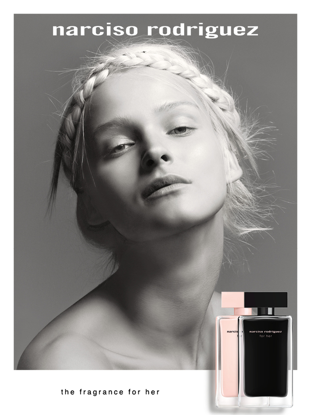 Narciso Rodriguez: for her
