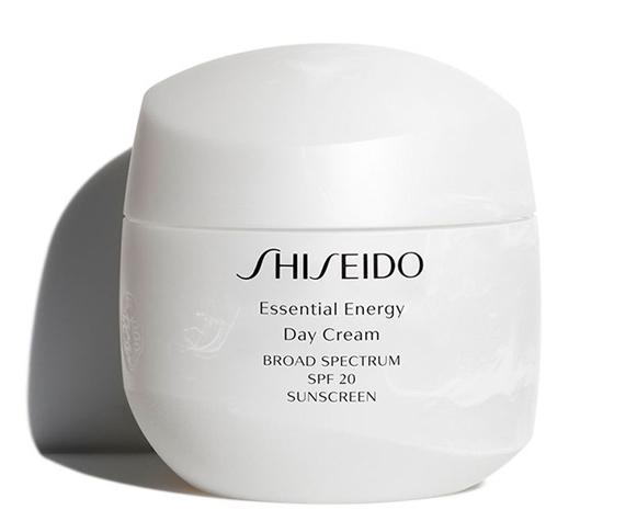 essential energy day cream