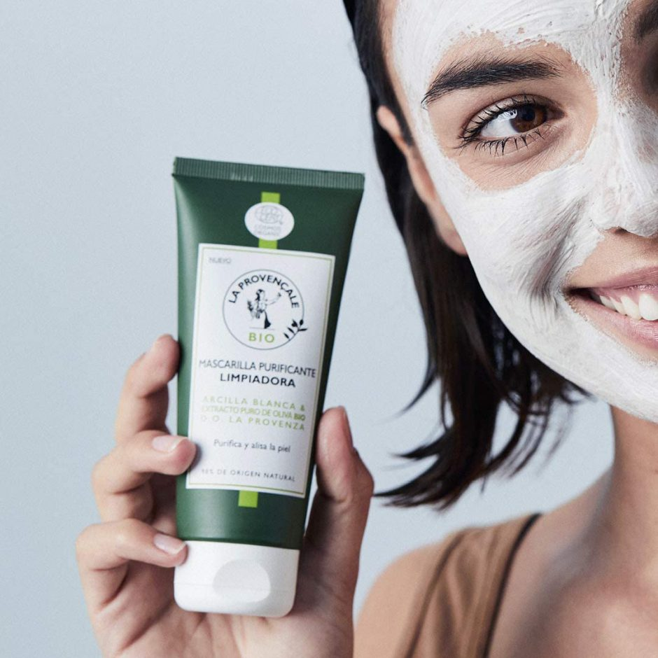 Mascarillas Faciales Purificante Limpiadora