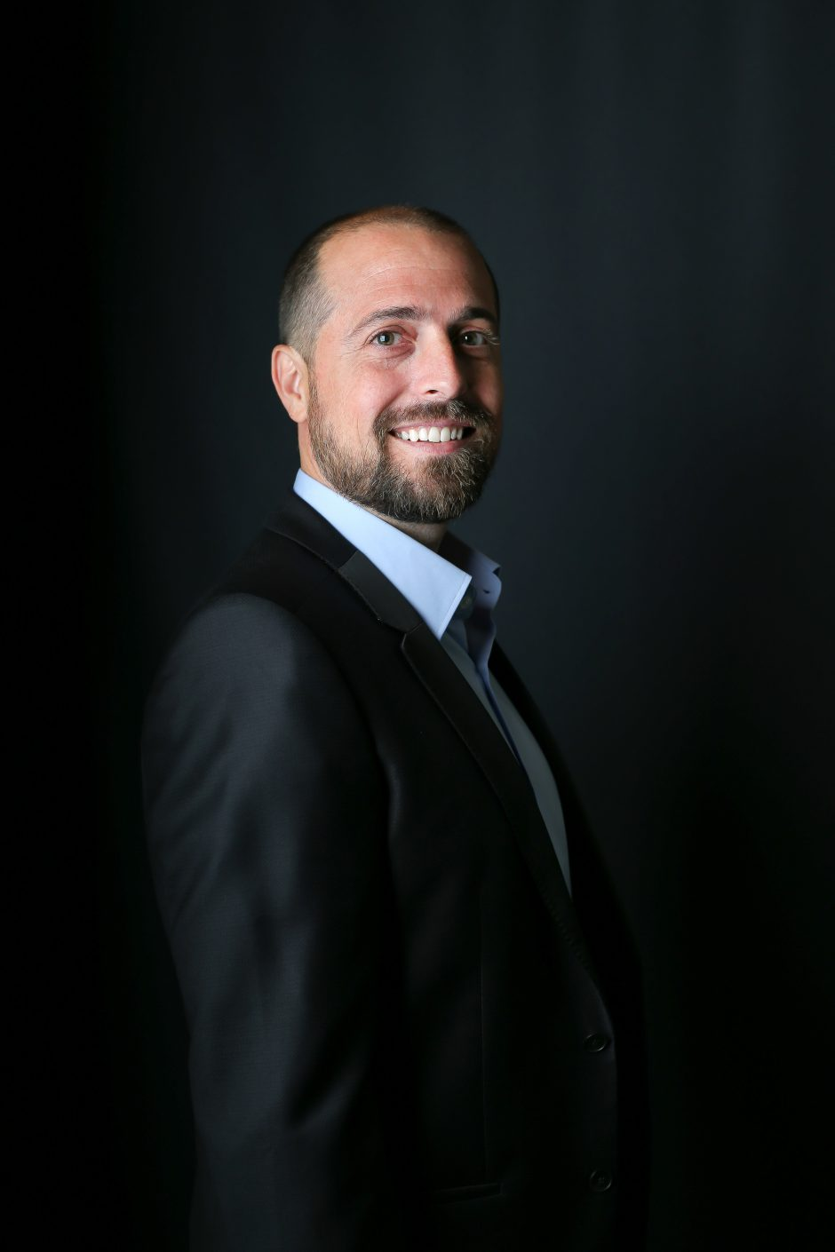 Jordi Fernandez, perfumista de Montblanc