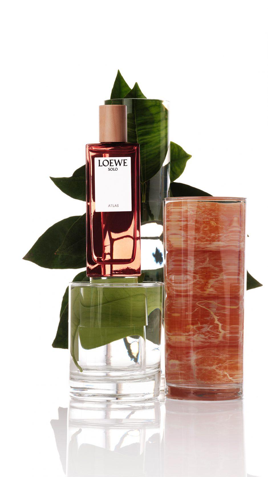 ¿Cómo elegimos un perfume? LOEWE SOLO nos da las claves